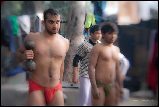 Delhi Wrestlers