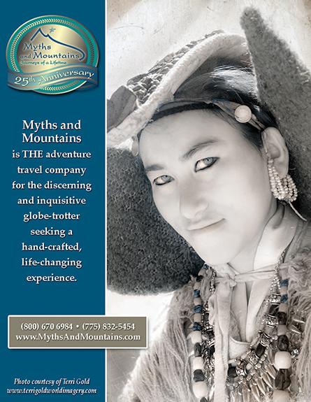 Ladakhi Women in her Perak