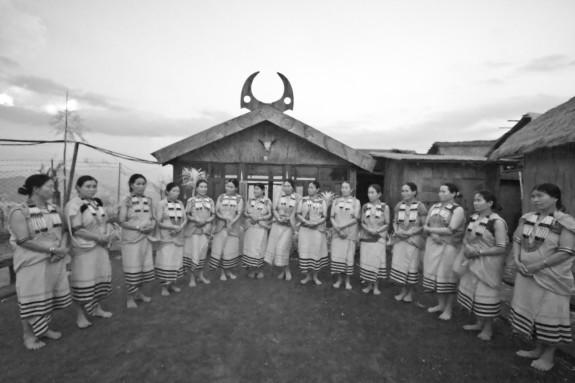 Sekrenyi Festival-Nagaland