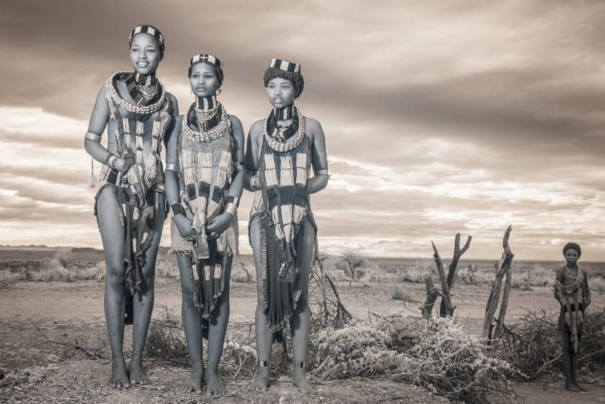 Hamar Tribe in the Omo Valley