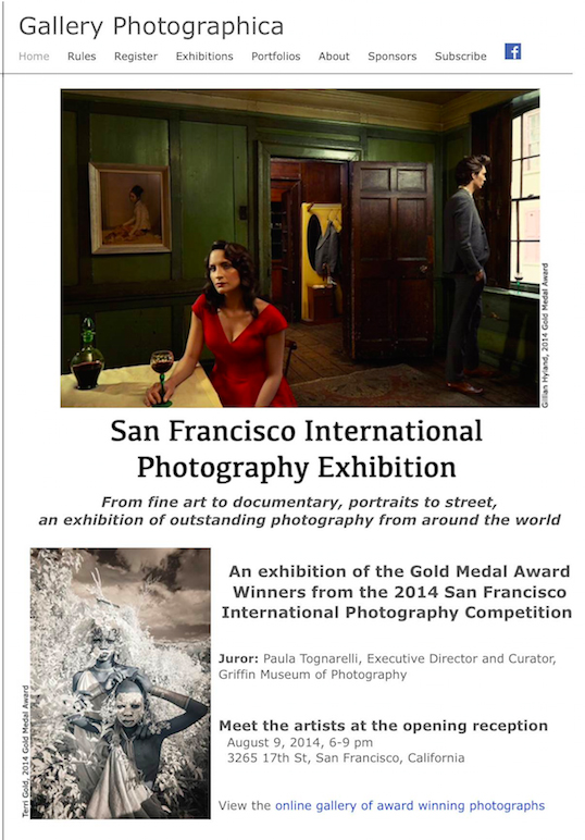 Gallery Photographica Gold Medal