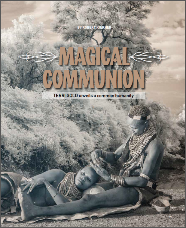 Magical Communion -Professional Photographer Magazine Feature!